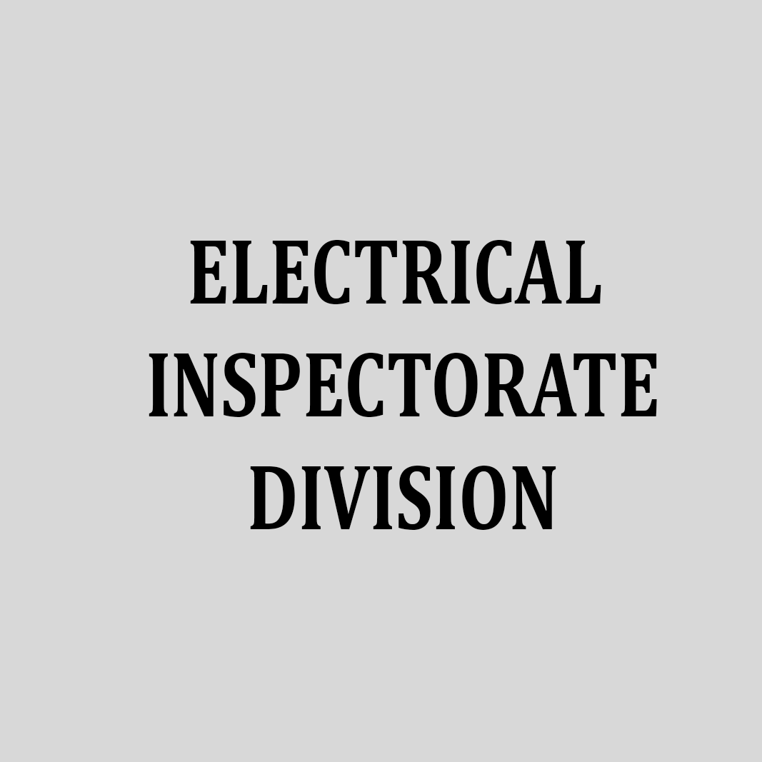 Electrical Inspectorate